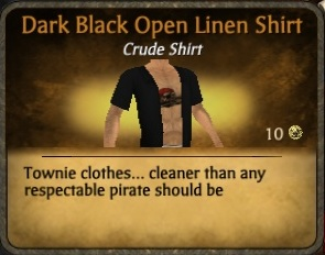 File:Dark Black Open Linen Shirt.jpg