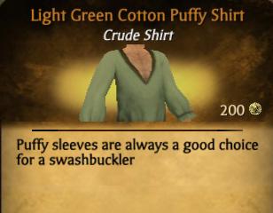File:Light Green Darker Cotton Puffy Shirt.jpg