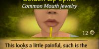 Golden Lip Spike