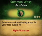 Summon Wasp