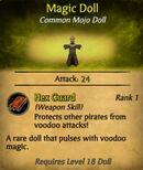 Magic Doll