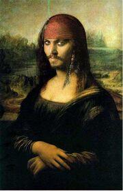 Mona-Lisa-Jack Sparrow
