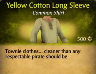 File:Yellow Cotton Long Sleeve.jpg
