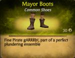 MayorBoots