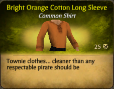 File:Bright Orange Cotton Long Sleeve.PNG