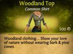 F Woodland Top