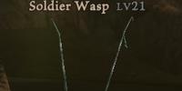 Soldier Wasp