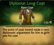 DiplomatCoat