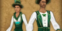 St. Patrick's Day (Outfit)