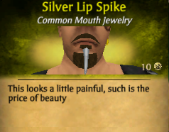 SilverLipSpike