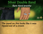 SilverDoubleBand