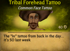 File:Tribal Forehead Tattoo.png