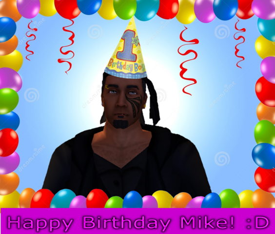 File:Mike Party.png