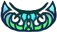 File:Tattoo face color tribal chin.png