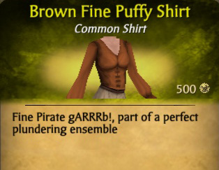 File:Brown Fine Puffy Shirt.jpg
