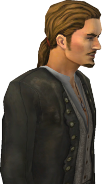 Will Turner-Side View