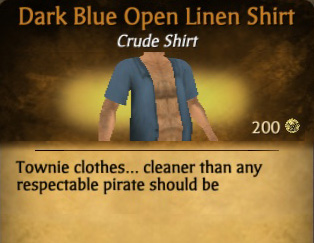 File:Dark Blue Open Linen Shirt.jpg