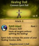 Healing Doll
