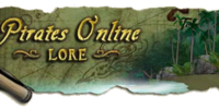 Pirates Online Lore