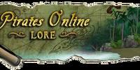 Pirates Online Lore