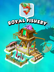 Royal fishery
