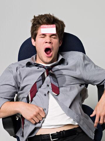 File:Adam-devine sleeping-office-chair.jpg