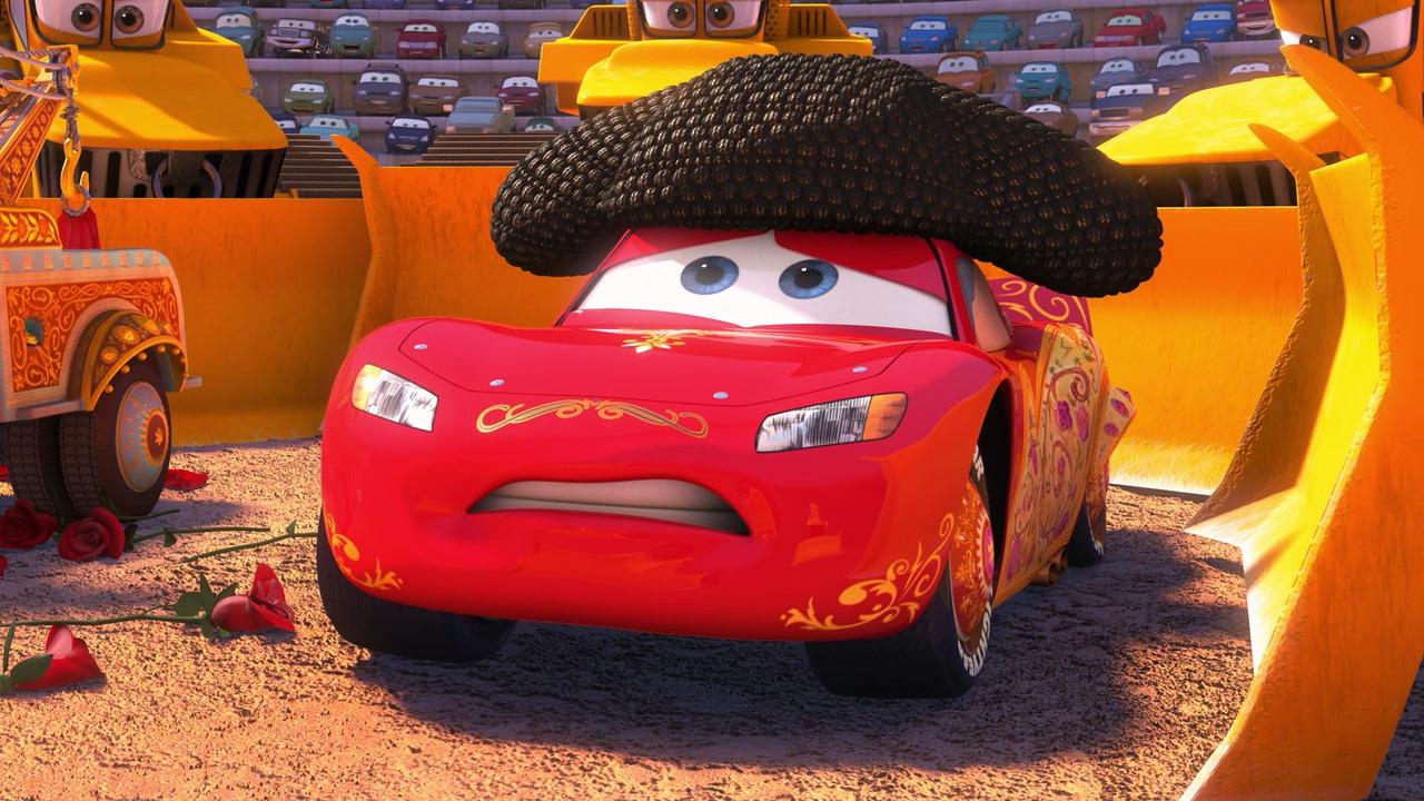 El Materdor | Pixar Wiki | FANDOM powered by Wikia
