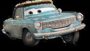 Cat rusteze car