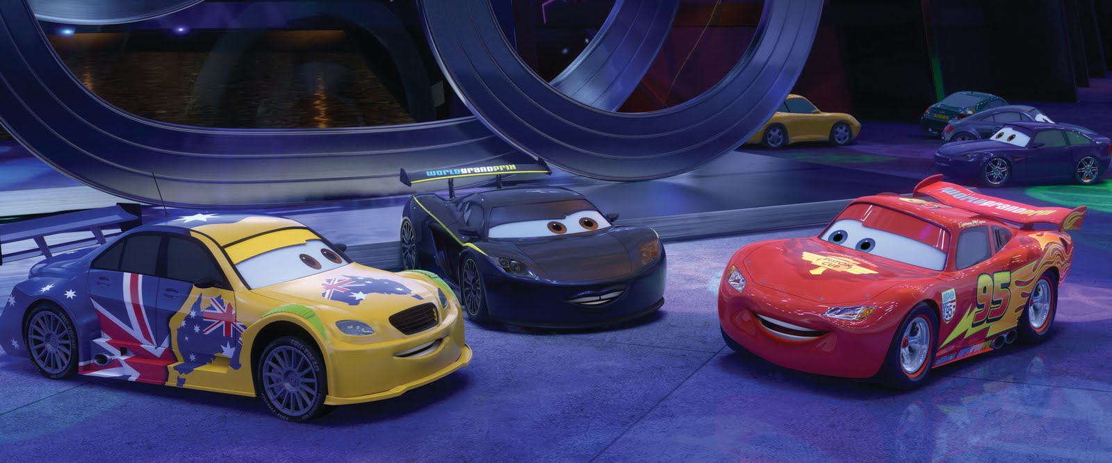 frosty pixar wiki fandom powered by wikia - Cars The Movie 2 Characters