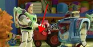 Tractor from Cars (Toy Story 3)