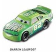 Darren Leadfoot in Cars 3