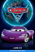 Cars2 poster 19