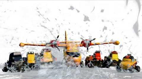Disney's Planes Fire & Rescue First Day Of Summer (In Cinemas 4 September 2014)
