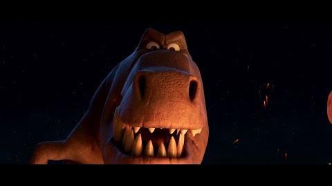 """""""Butch's Scar"""" Clip - The Good Dinosaur"""