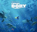 Finding Dory Soundtrack