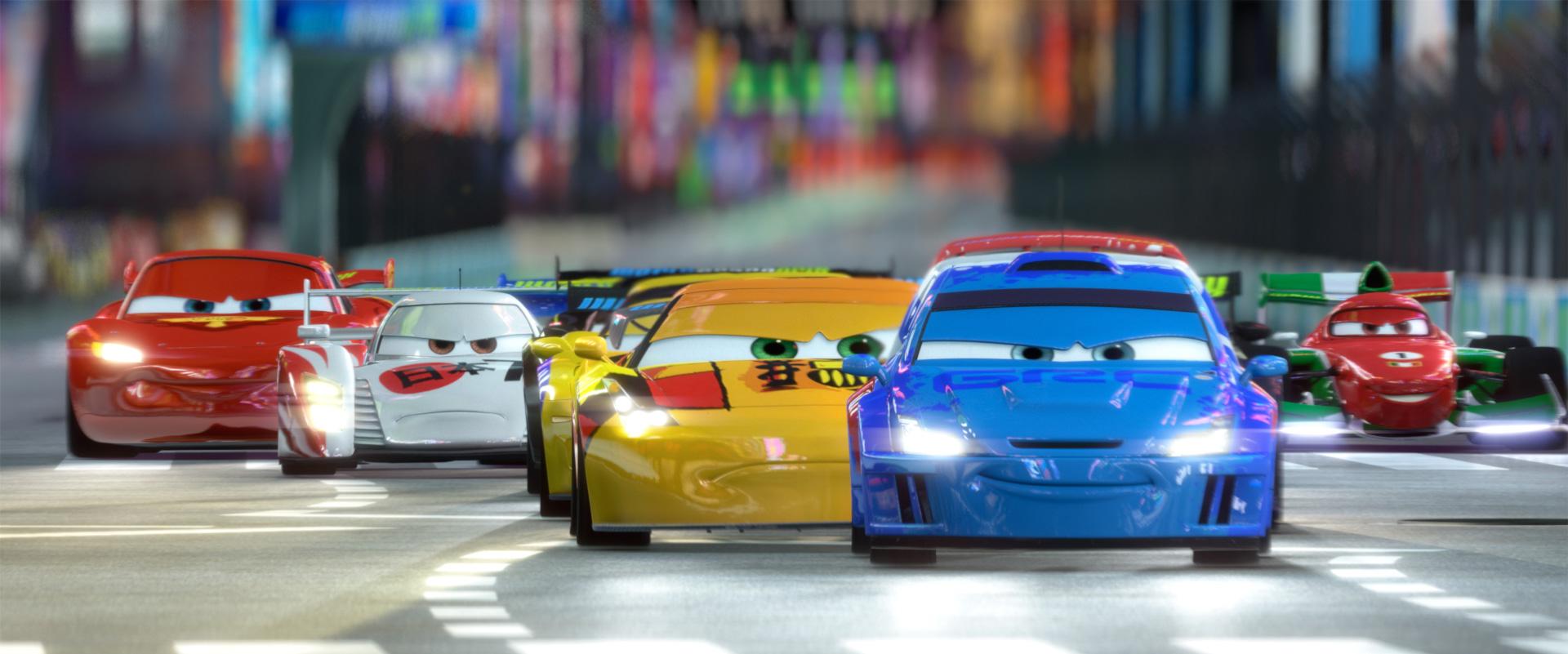 Image Cars Szenenbilder Jpg Pixar Wiki Fandom Powered