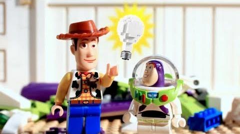 LEGO Toy Story - Episode 1 Blast-Off Buzz-0