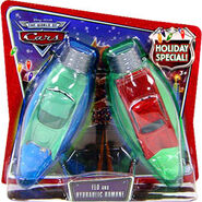 Flo world of cars holiday special