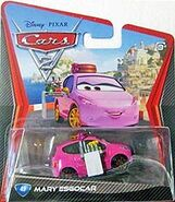 Mary escogar cars 2 single