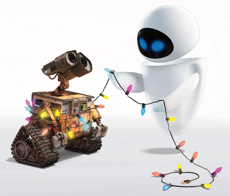 Wall-E and other robot