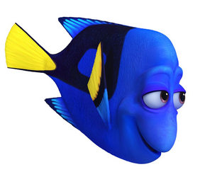 Finding Dory Charlie