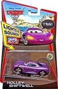 Holley shiftwell lights sounds cars 2 single