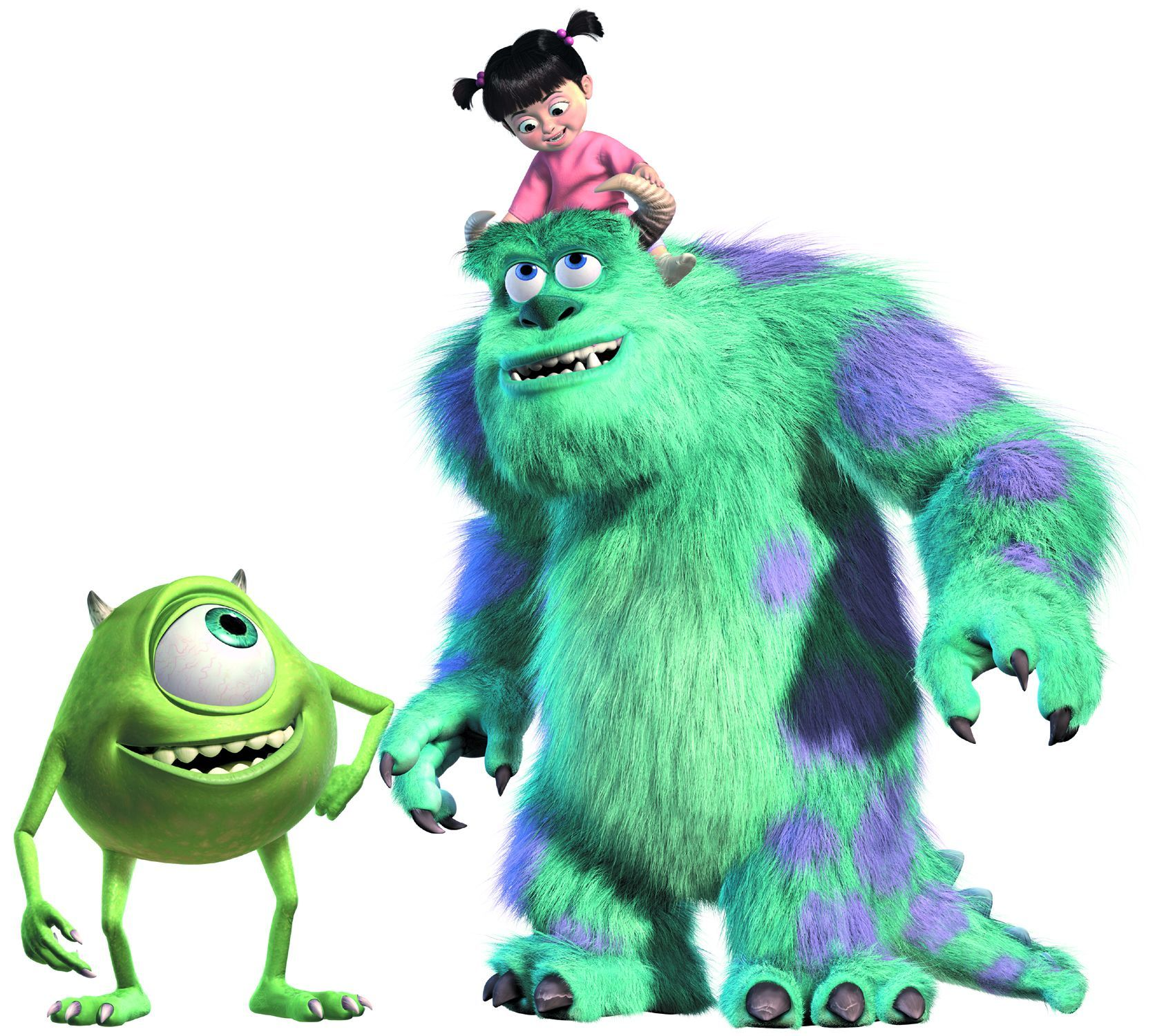 Uncategorized Sulley Mike And Boo image mike sully and boo jpg pixar wiki fandom powered by wikia