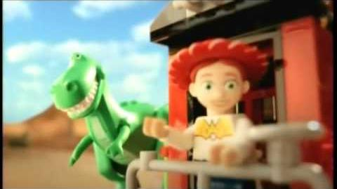 LEGO Toy Story 3 Commercial (Train Set)-1