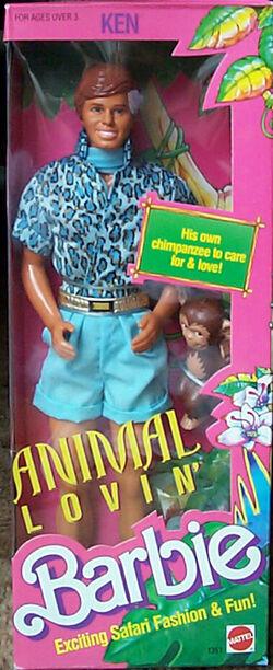 Ken animal lovin