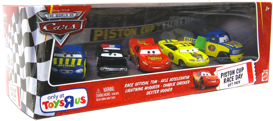 Cars  Piston Cup Race  Pack