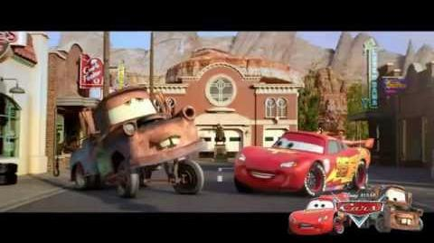 Cars Land Opening Day TV Spot