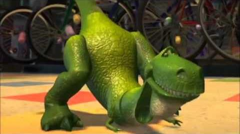 Toy Story 2 - Jurassic Park