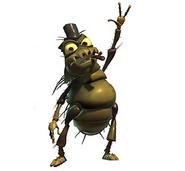 P.t. flea a bug's life