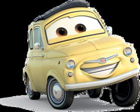 Luigi cars
